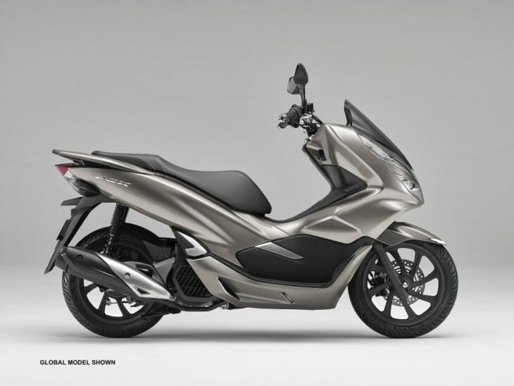 2019 Honda PCX150 ABS Scooter