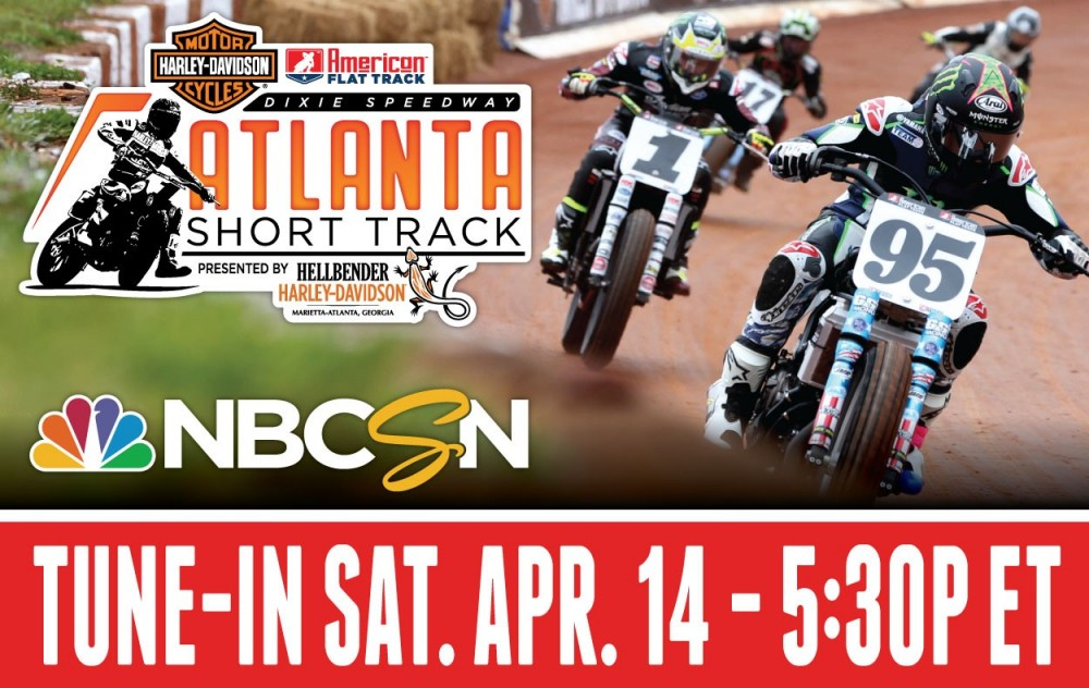 Tune-In Alert: Atlanta Short Track