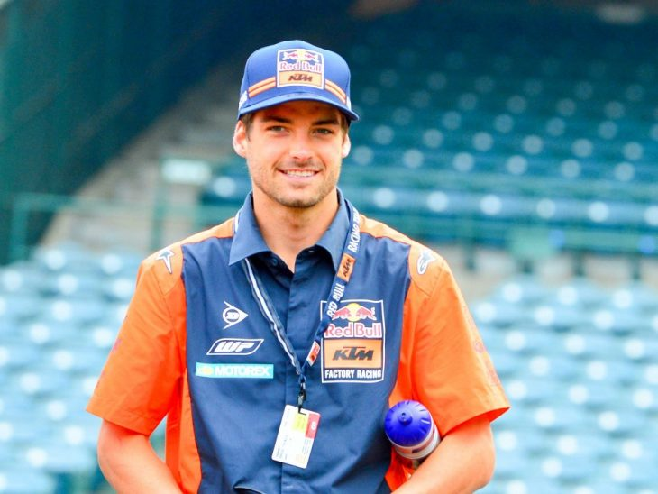 Broc Tickle Provisionally Suspended