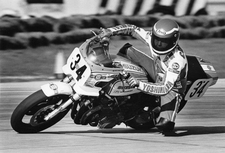 Superbike legend Wes Cooley will be on hand for the opening round of the 2018 MotoAmerica Championship at Road Atlanta this weekend.