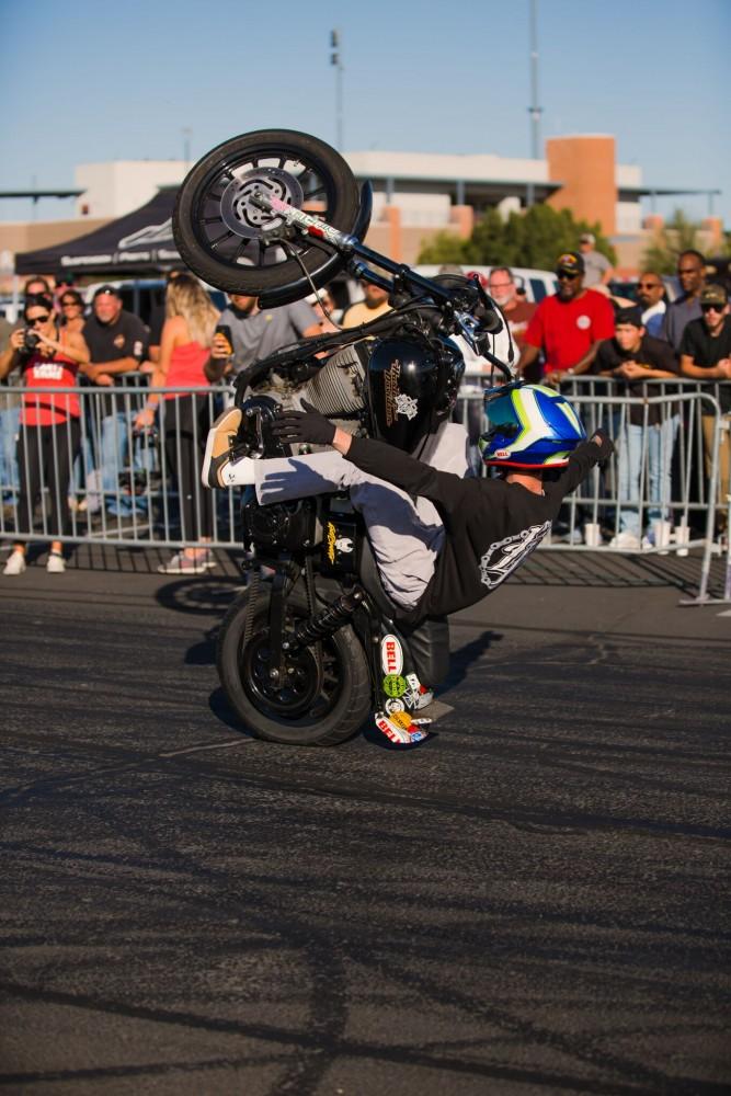 Bell Brawl Phoenix Bike Fest