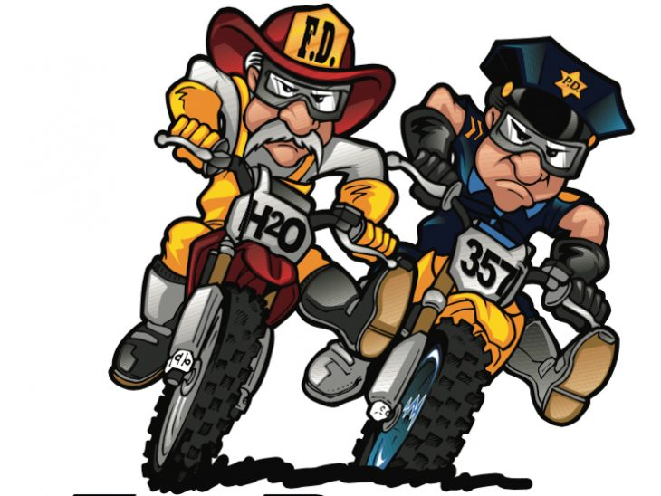 20th Annual Fire & Police Benefit Motocross
