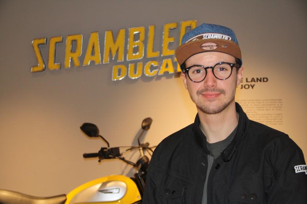 Henry_Crew_Movember_Ducati Scrambler Desert Sled