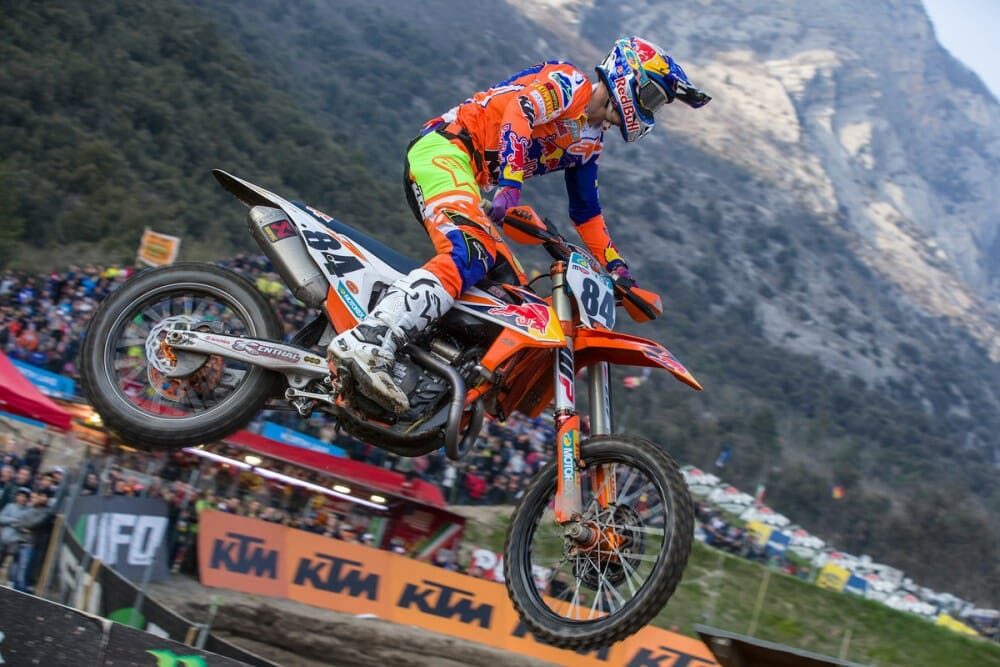 MXGP Of Trentino Results 2018 - Cycle News