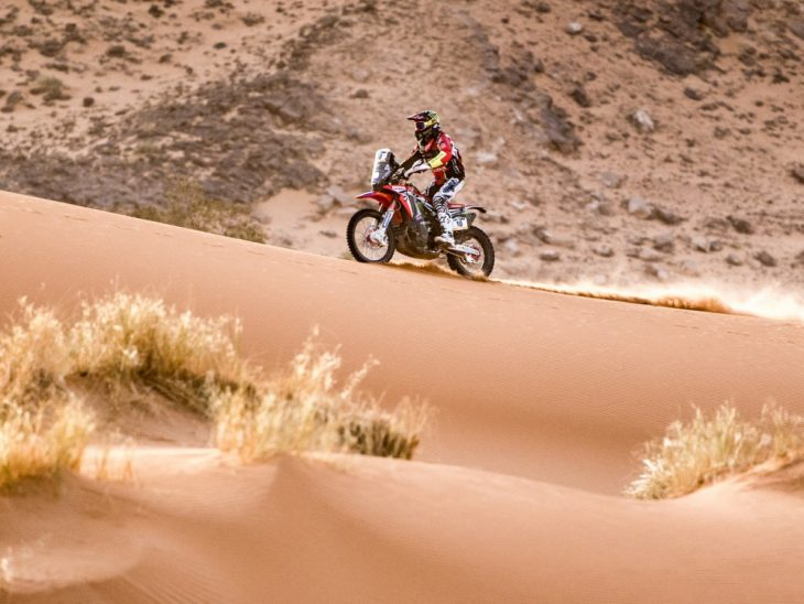 Joan Barreda Wins Merzouga Rally 2018