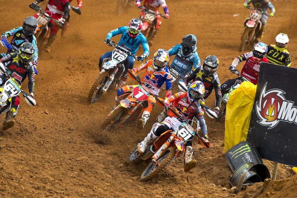 MXGP Of Agueda Results 2018