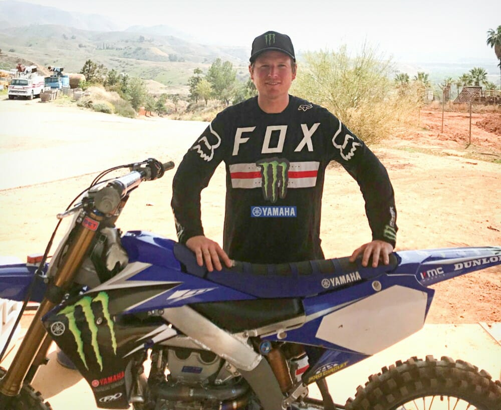Josh Hill To Fill In For Justin Barcia At Seattle Supercross