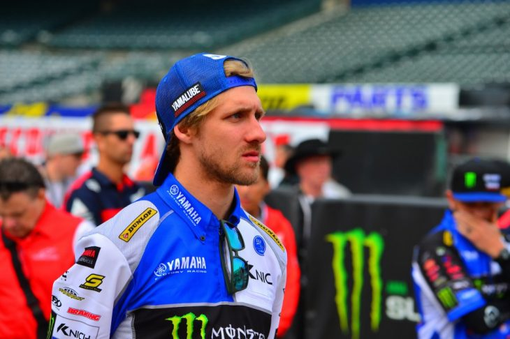Justin Barcia Set For Minneapolis Supercross