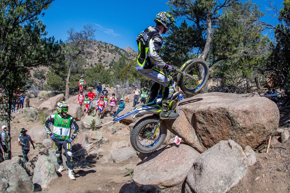 2018 AMA/NATC MotoTrials Colorado Results