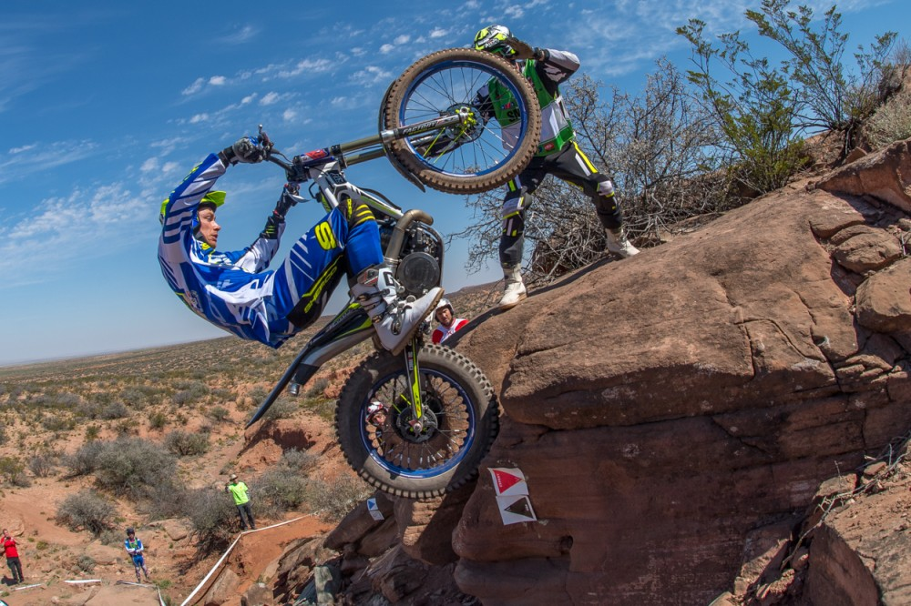 MotoTrials New Mexico Results 2018