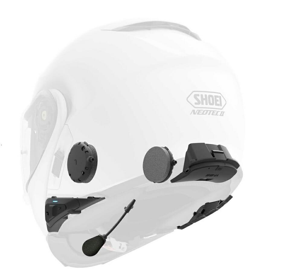Sena Srl Communication System For Shoei Neotec Ii Helmet