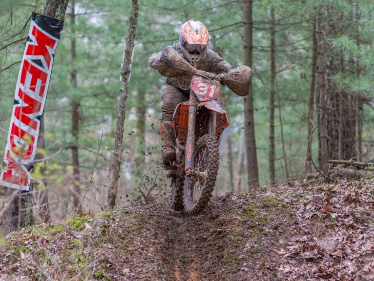 Lynville AMA National Enduro Results 2018