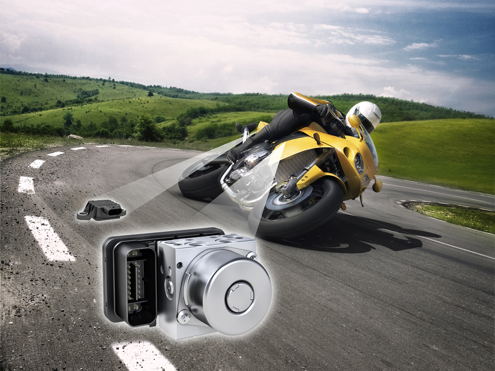 Bosch Innovations for the Motorcycles of the Future