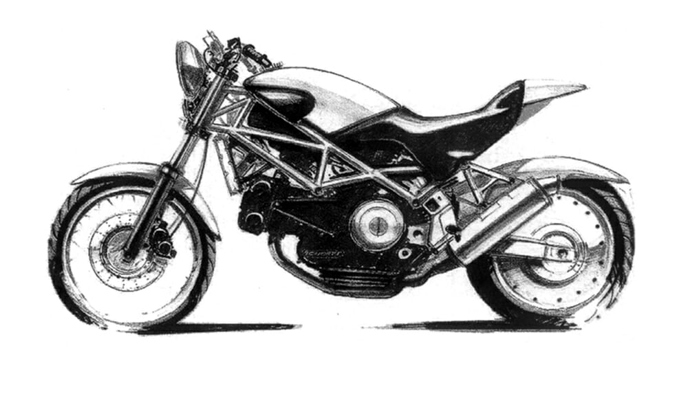 Ducati Celebrates the Monster's 25th Anniversary at The