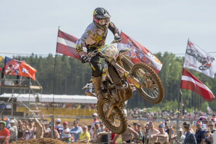 2018 MX GP of Latvia Results