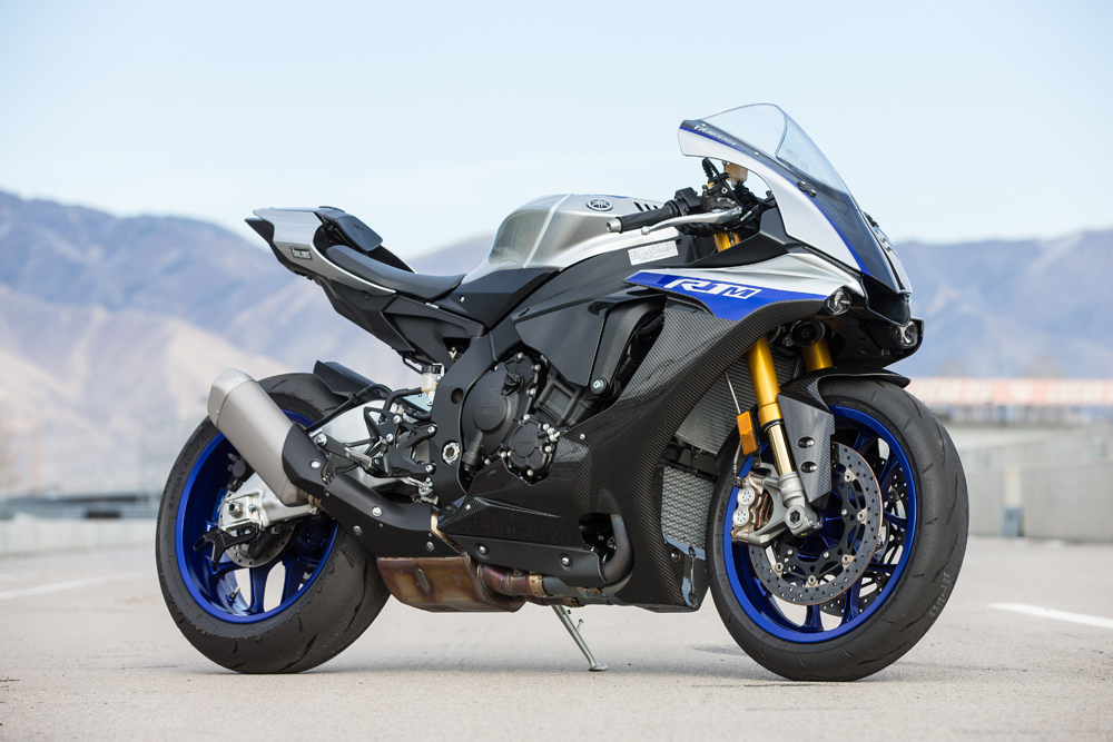 2018 Yamaha YZF R1 And YZF R1M