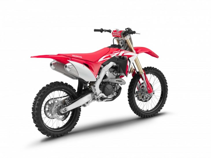 2019 honda crf250r first look cycle news. Black Bedroom Furniture Sets. Home Design Ideas