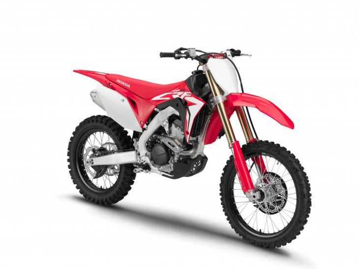 2018 Honda CRF250RX: First Look