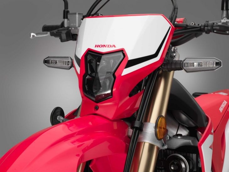 Bmw Mountain View >> 2019 Honda CRF450L: First Look - Cycle News