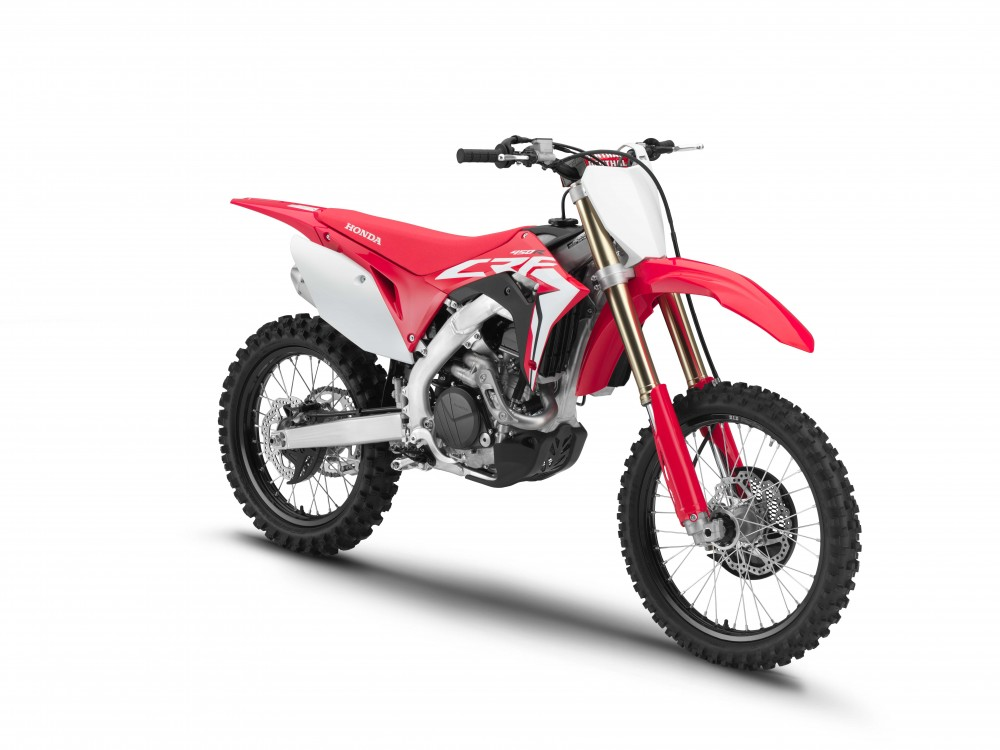 2019 Honda CRF450R: First Look