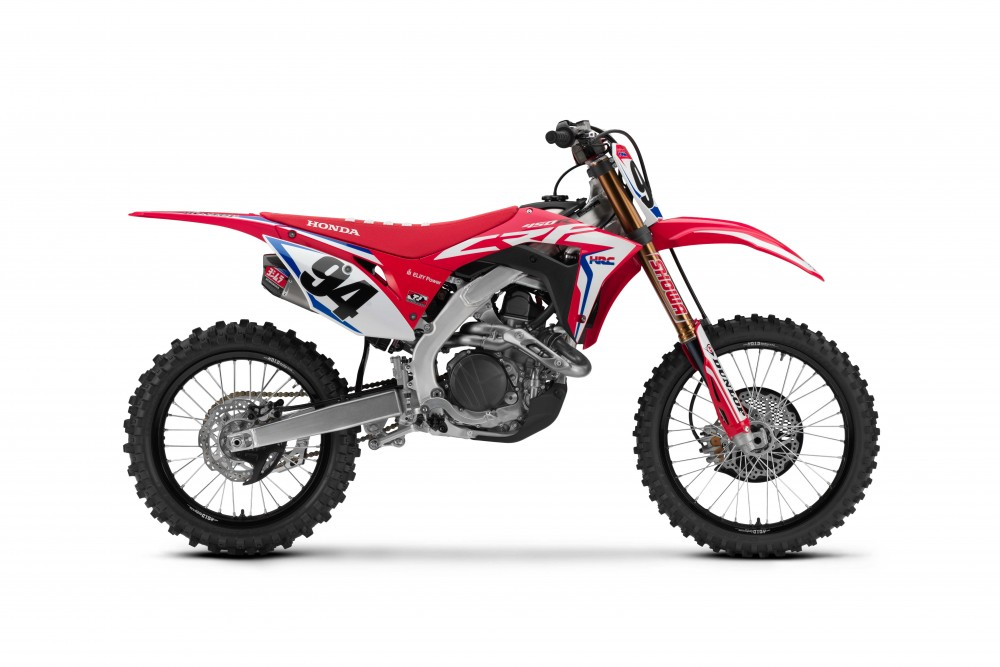 2019 Honda CRF450RWE: First Look