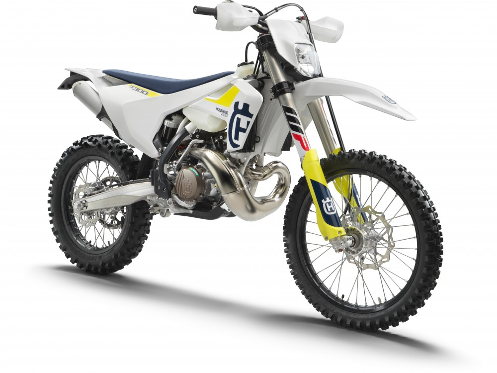 2019 Husqvarna TE Off-Road Two-Strokes: First Look