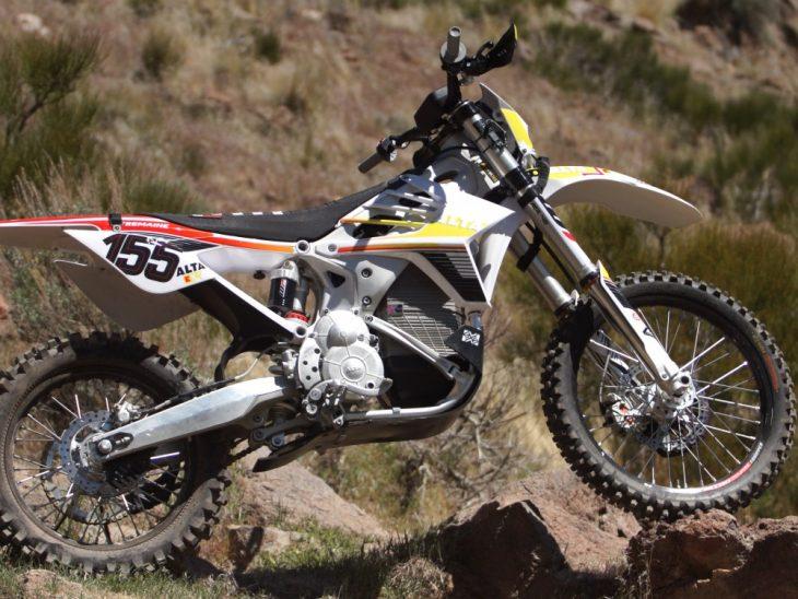 Alta Motors To Tackle Erzberg Rodeo