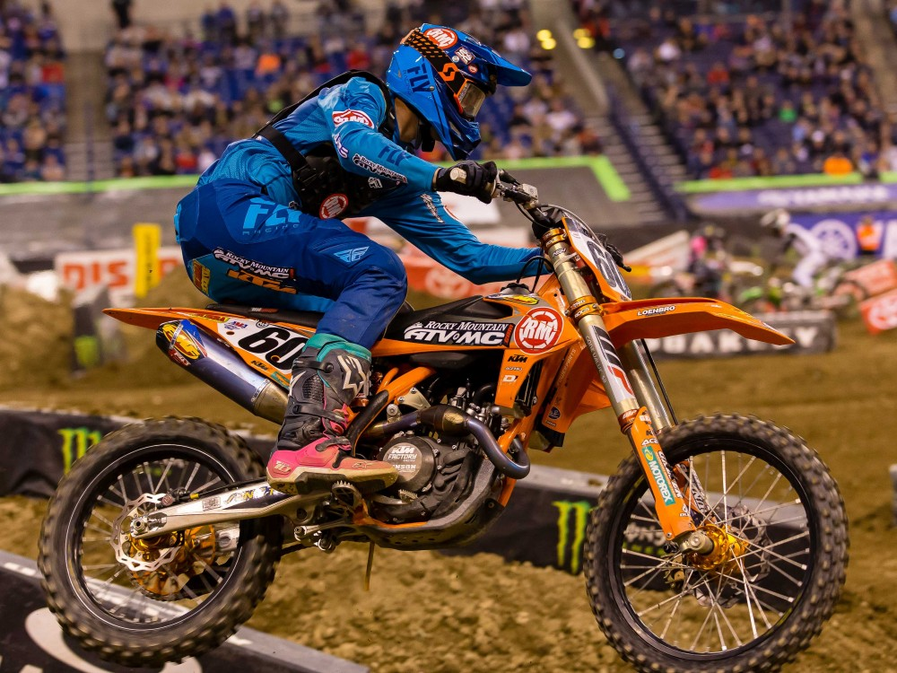 Bloss, Sexton AMA Supercross Rookies Of The Year