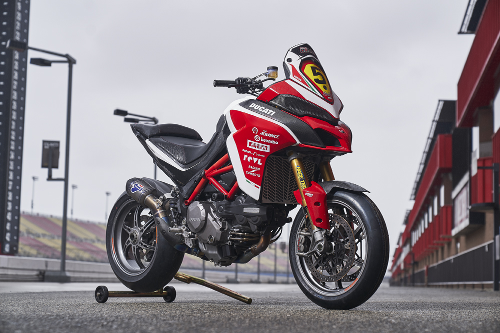 Ducati Pikes Peak Team