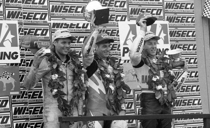 Brett Metzger Mid-Ohio Superbike 1996