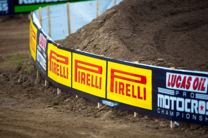 Pirelli Official Motorcycle Tire 2018 Pro MX Championship