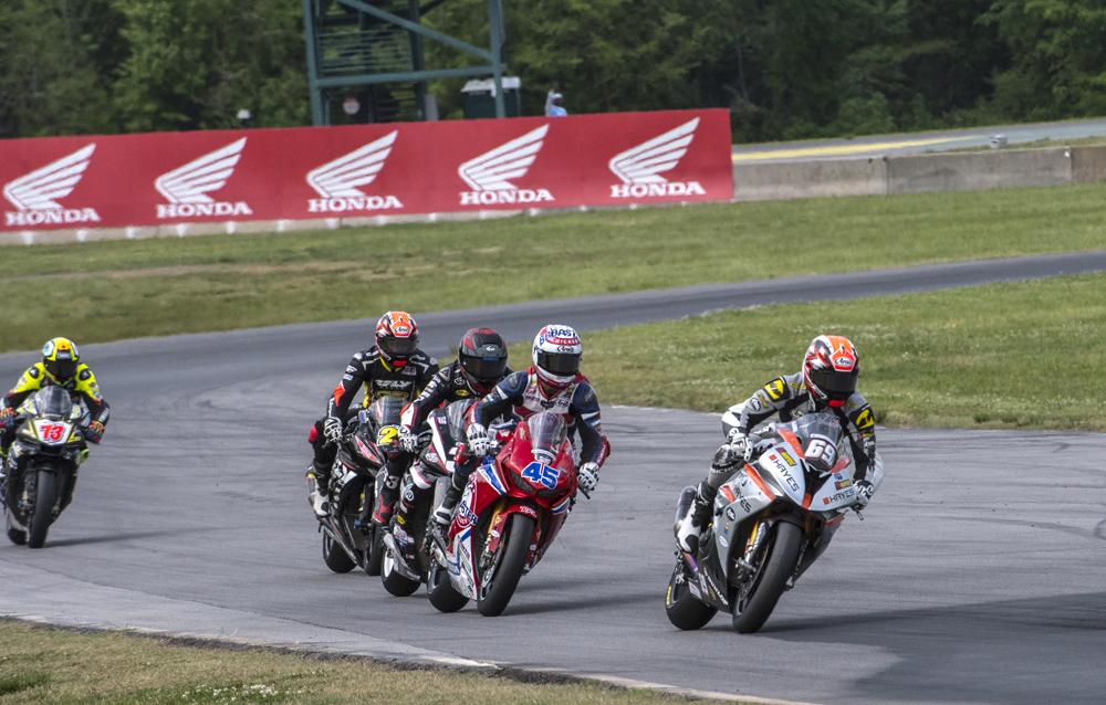 RoadRace Factory VIR Race Recap