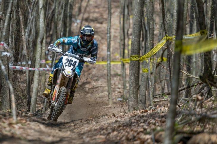 Ryan Sipes 2018 Full Gas Sprint Enduro Virginia