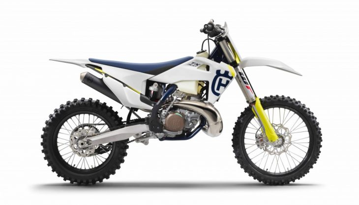 The 2019 Husqvarna TX 300 cross country is heavily updated.