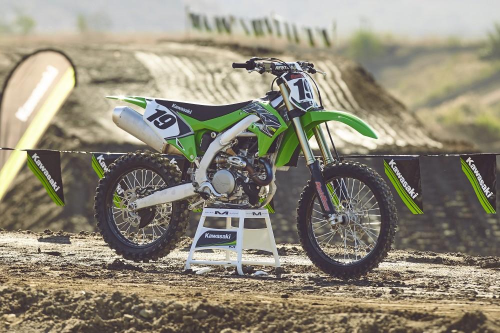 Champion Cycle Kawasaki