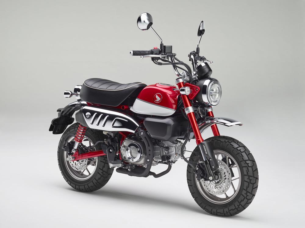 2019 Honda Monkey And Super Cub C125 To U S Market