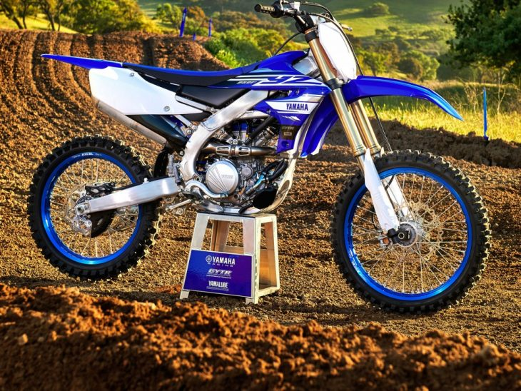 2019 All-New Yamaha YZ250F First Look