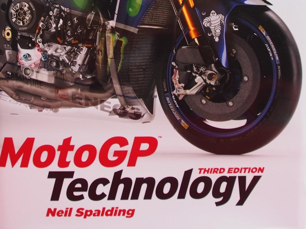 MotoGP Technology Book Review