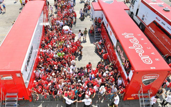 Ducati Riders to Attend World Ducati Week 2018