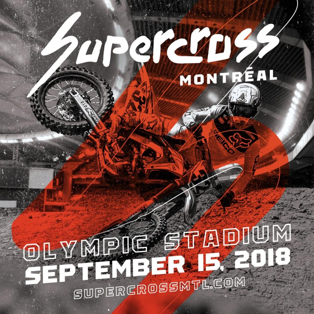Supercross Montréal