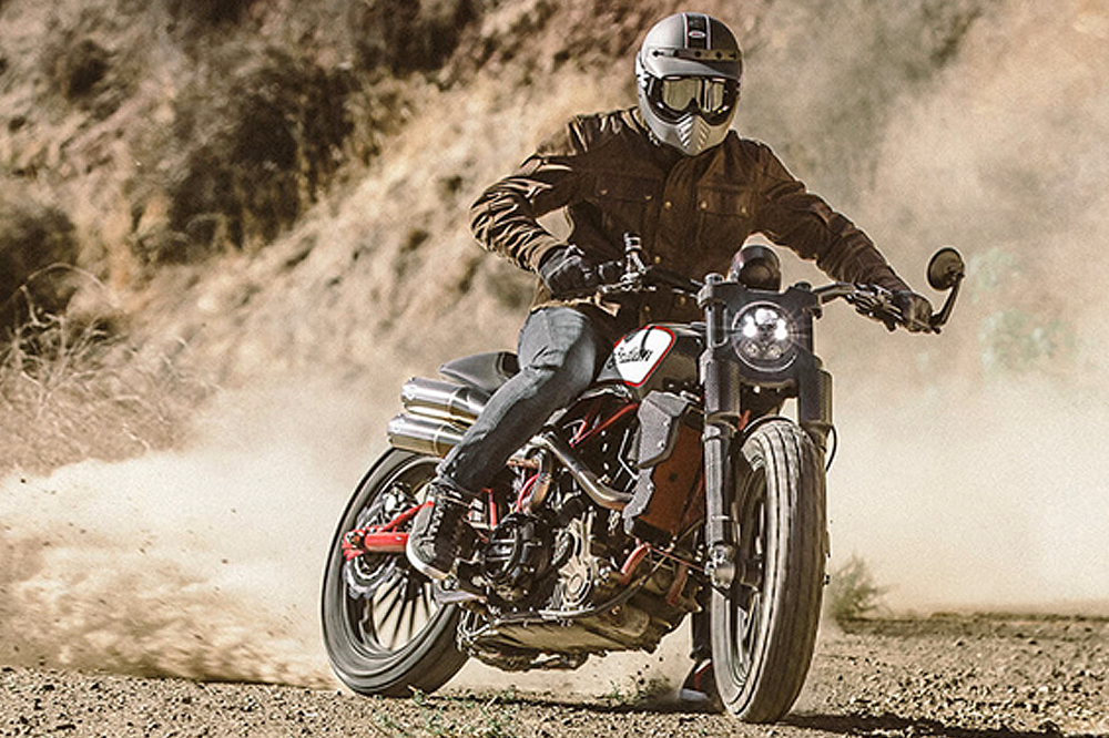 indian motorcycle to offer a street version ftr 1200 in 2019 cycle news. Black Bedroom Furniture Sets. Home Design Ideas