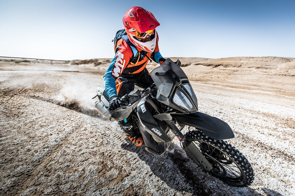 KTM Adventure Rally Riders Offered the Ultimate Race Opportunity