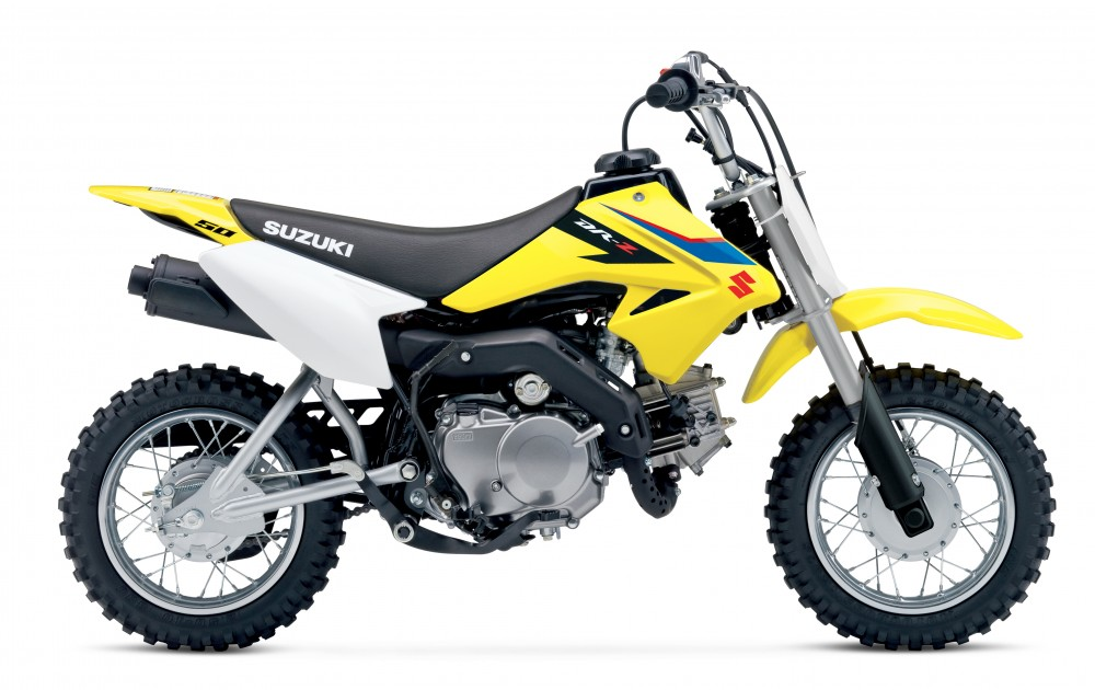 Suzuki unviels all-new DR-Z50
