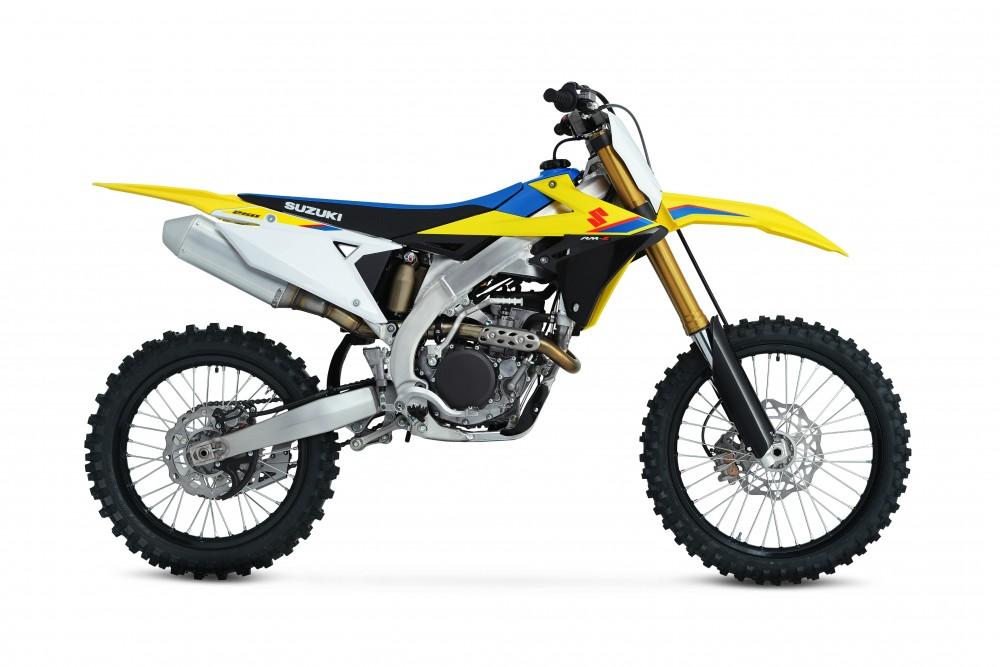 Suzuki unviels 2019 RM-Z250