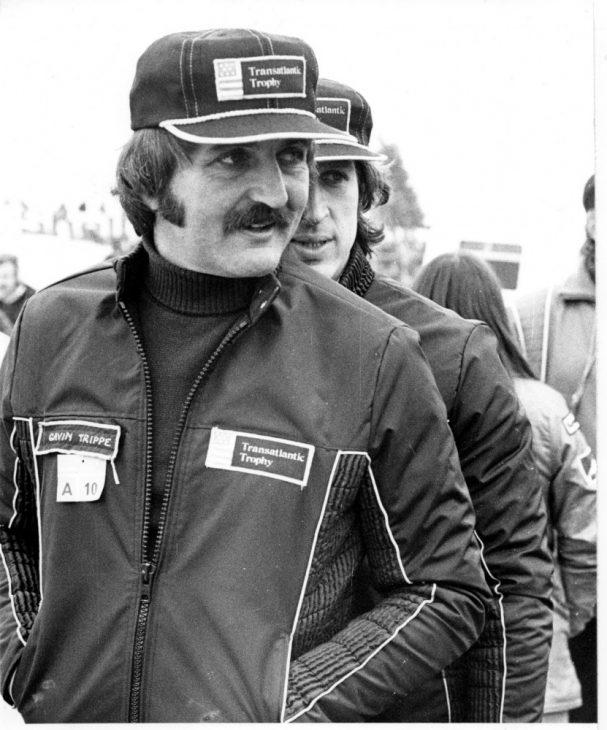 Gavin Trippe in the 1970s