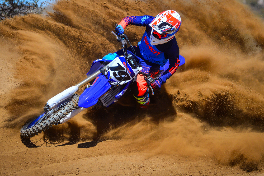 The YZ450F got a major overhaul in 2018, which included an all-new frame, engine and electric starting. For 2019, Yamaha fine-tuned the bike even more and you can feel it on the track.