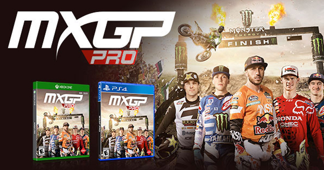 MXGP PRO Video Game