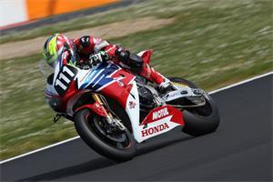 Honda Racing On Poll For Bol D'Or 24-Hour