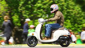 Honda Metropolitan: FIRST RIDE