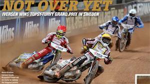 Niels-Kristian Iversen Wins Topsy-Turvy Grand Prix In Sweden